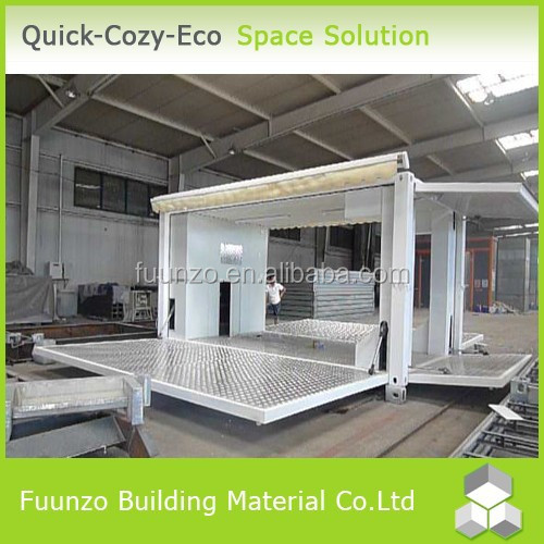 Container Size 20ft Portable High Quality Foldable Container House