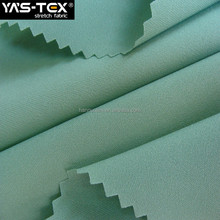 Solid Color 87% Polyester 13% Spandex Woven Blend Fabric Chlorine Resistant Fabric GarmentS