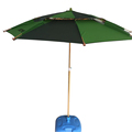 Weideng hotsale outdoor tilt airvent fishing beach umbrella