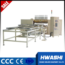 Full automatic chicken breed cage welding machine