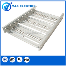 High corrosion-resistant aluminum perforated cable tray weight