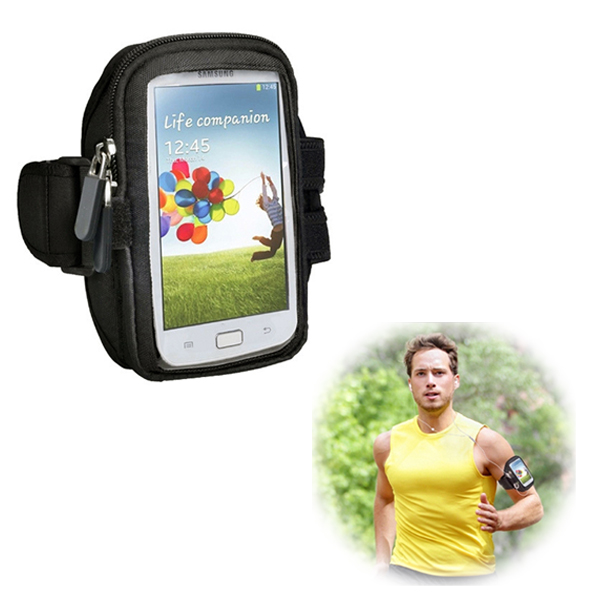 Custom Cheap 6 inch Running Armband Case, Sport Gym Running Armband for iPhone