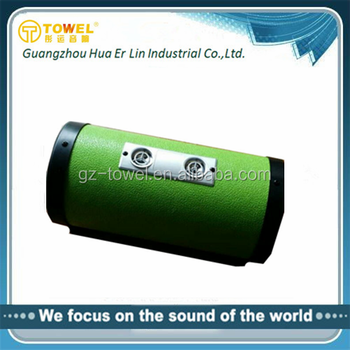 4 Inch Portable subwoofer Bazooka Speaker with FM Radio