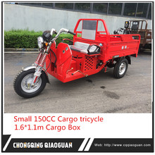 China Motorcycle Factory triwheel motorcycle truck 3-wheel tricycle drift trike for sale