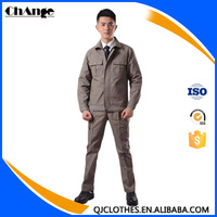Workwear Product Type and Polyester / Cotton Material Workers Jacket Uniform
