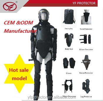 Riot control suit / Police suit /Tactical suit