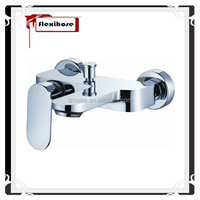 High Quality European Style Wall Mounted 35mm Single Lever Bath Shower Mixer Taps Faucet