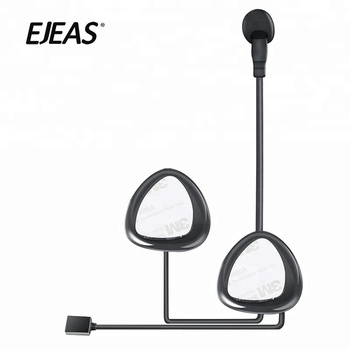Ejeas V1-2 Motorcycle Parts Accessories Moto Accessories Wireless Bluetooth Headset