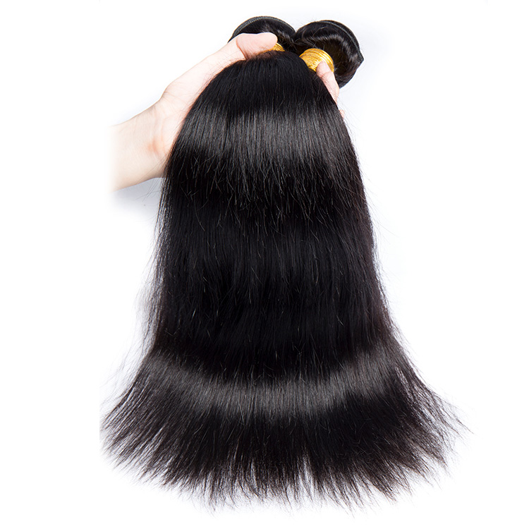 China Supplier Online Shop 8A Straight Brazilian Hair No Tangel and No Shedding Cuticle Aligned Hair Aliexpress