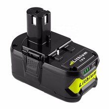 18V 5.0Ah Lithium ion Replace Power Tool Battery for Ryobi P108 P107 P106 P105 Rechargeable battery