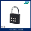 Digits Combination Padlock For Blind Man