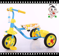 Children bicycle for sale with color wheel/2016 hot foot toys power car for baby/3 wheel bike for kids/tricycle child