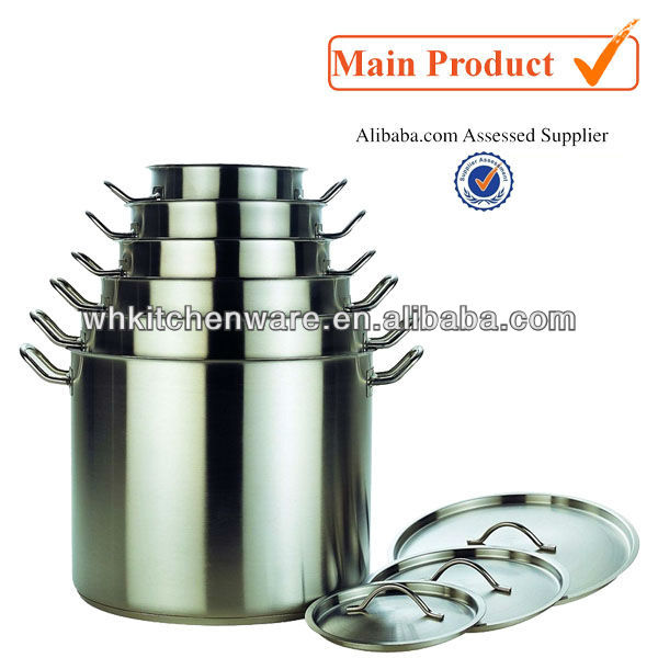 Professional Stainless Steel Cookware Sets/Casserole Set/Pots