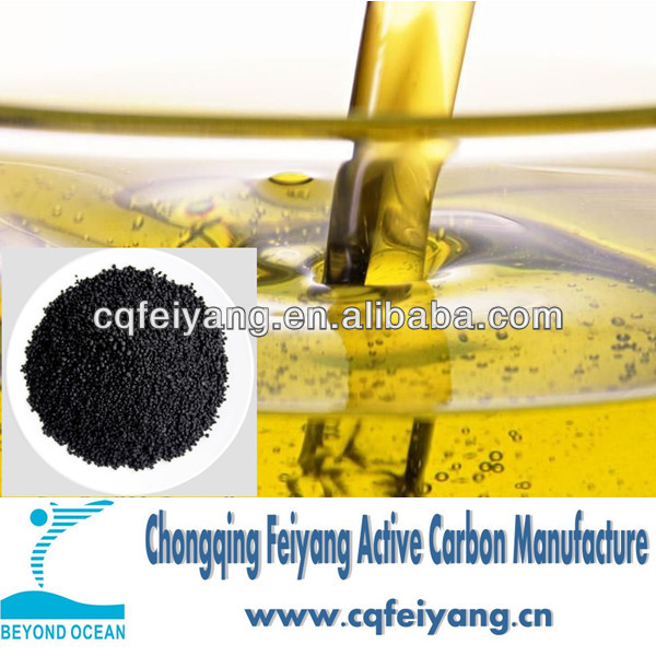Edible Oil Use Activated Carbon/food grade powderd activted charcoal/wood based