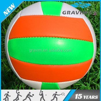 volleyball PVC material for school use
