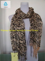 2013 newest fashion scarf / cheap polyester scarves wholesales