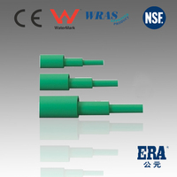 ERA Water Supply PPR Pipe fittings for hot and cold water