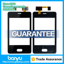 Full tested mobile phone parts display digitizer for nokia asha 501 touch screen