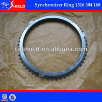 Gearbox ZF16s221 Spare Parts Transmission Synchro Ring 1316304168.