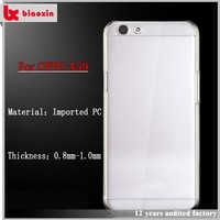 Bulk from china Biaoxin plastic blank cellphone case for oppo