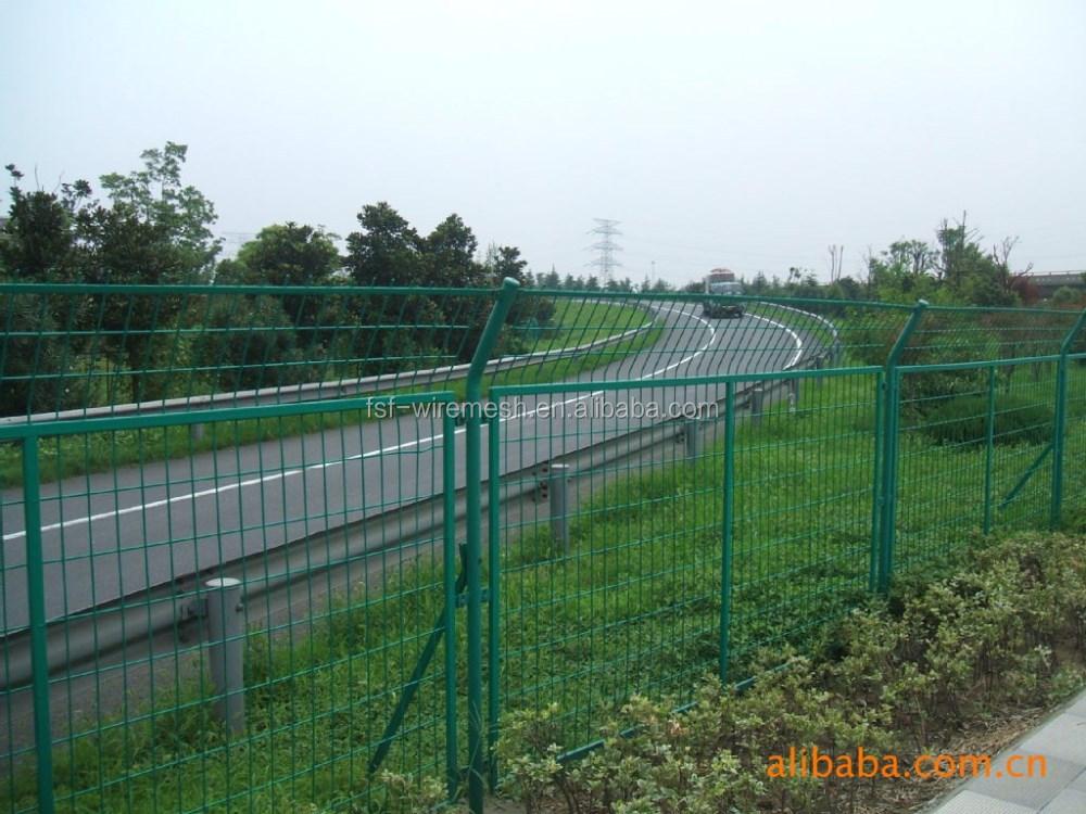 Factory fencing heavy gauge welded wire mesh buy