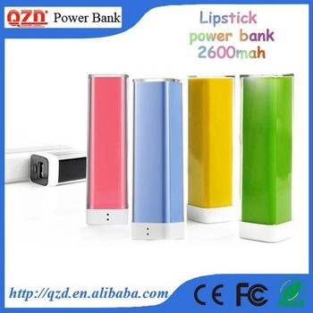 Wholesale ultra thin power bank power pack battery portable cell phone charger