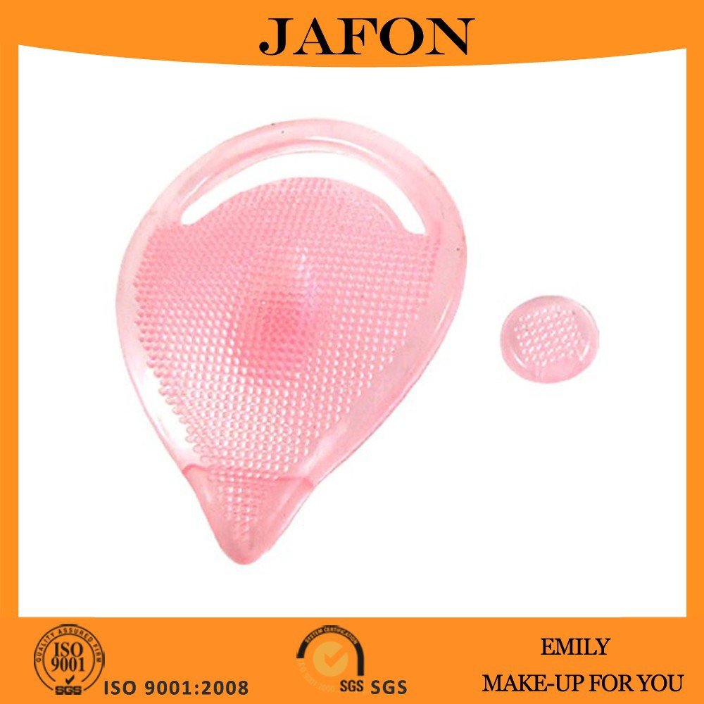 Facial Cleansing Pad Blackhead Silicone Remover Brush