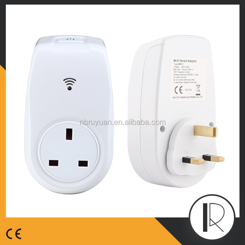 customized oem wireless wifi wall outlets high-current power plugs