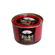 Round metal tea tin canister custom with inside lid