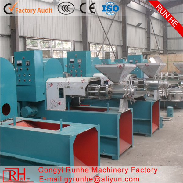 CE approved cheap price automatic hot or cold cotton see oil press machine