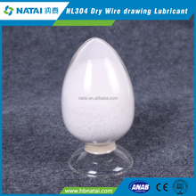 Sodium based lubricants used in low carbon galvanized steel wire drawing