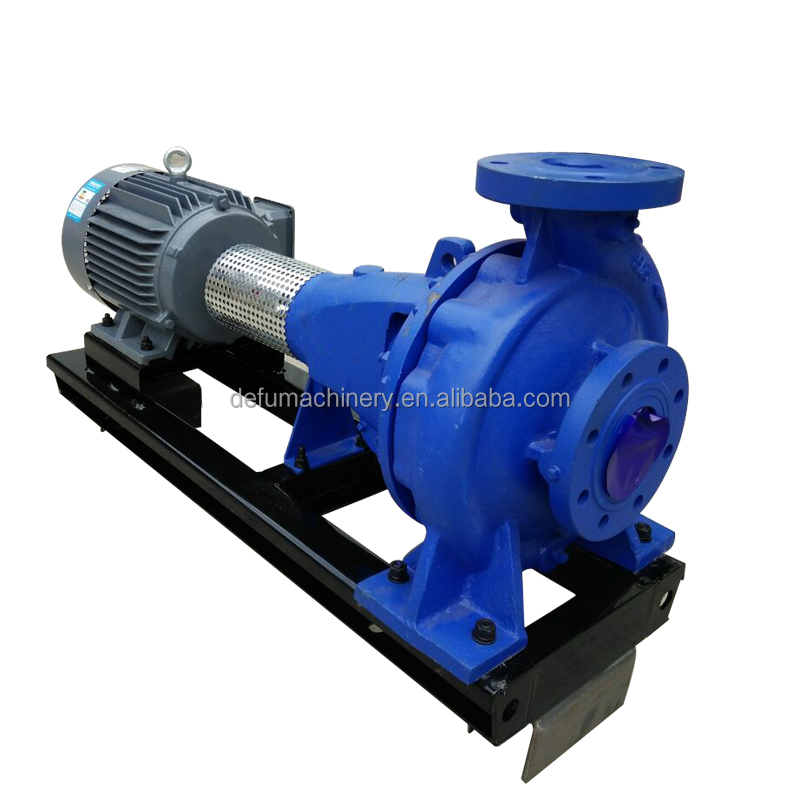 380v electric motor driven centrifugal pumps for filed irrigation