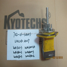 WHEEL LOADERS PARTS 702-16-34003 702-16-34003 702-16-42005 702-16-42004 FOR VALVEASSY WA320-3 WA300-3A WA380-3 WA400-3 WA470-3