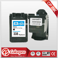 wholesale remanufactured Ink Cartridges for HP 338 for HP 344 for Deskjet 460 5748 5793 5940 5943 6520 6540