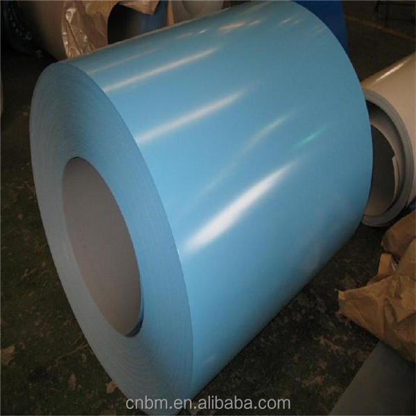 2015 HOTTEST DX51D coating prepainted aluzinc steel sheet/coil
