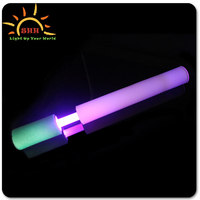 New summer EPE light up foam pressure water gun,beach toy.