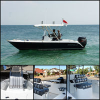 Brand New Marathon 19 Center Console Fishing Boat from Indonesia