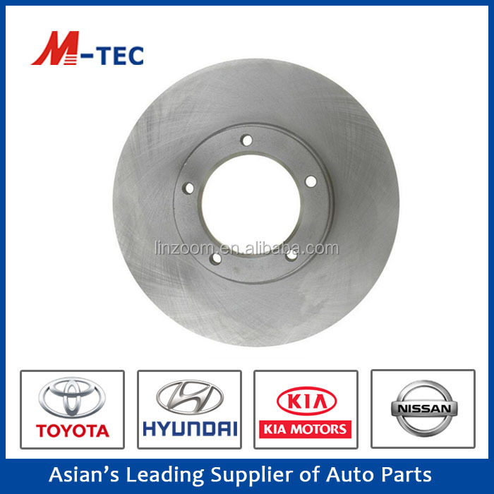 Superior Brake Disc (43512-26040) with competitive price for Toyota