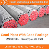 High Quality Low Cost Seamless Carbon Steel Pipe Sch80 Astm A106 Factory