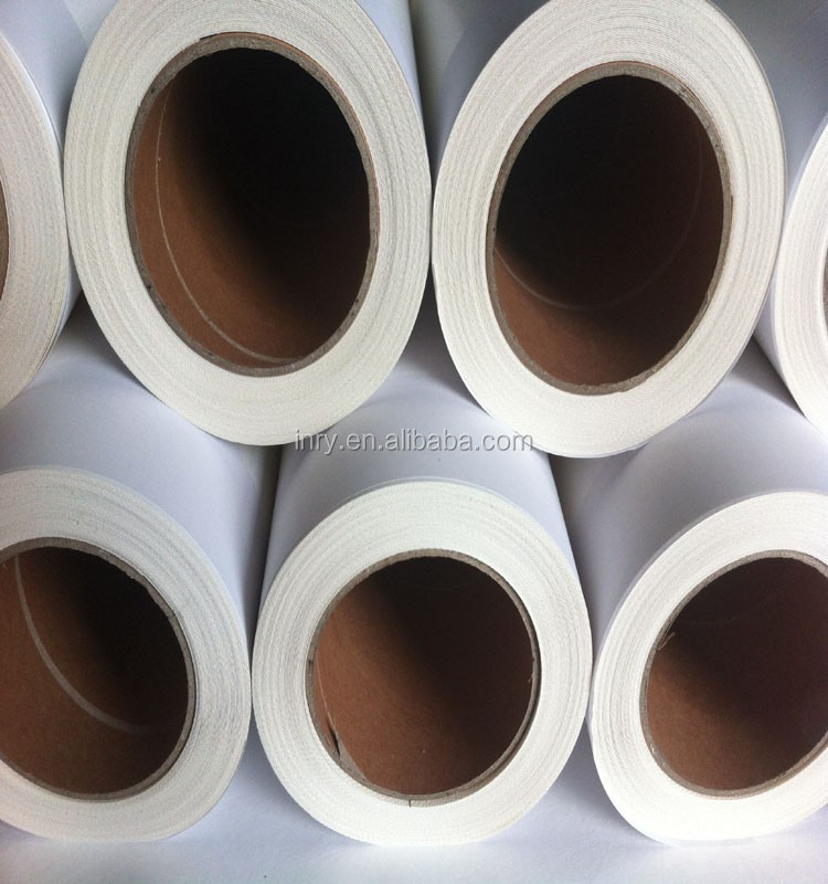 Perfect Quality Blank Canvas / Inkjet Plotter Canvas Roll/Digital Printing Canvas