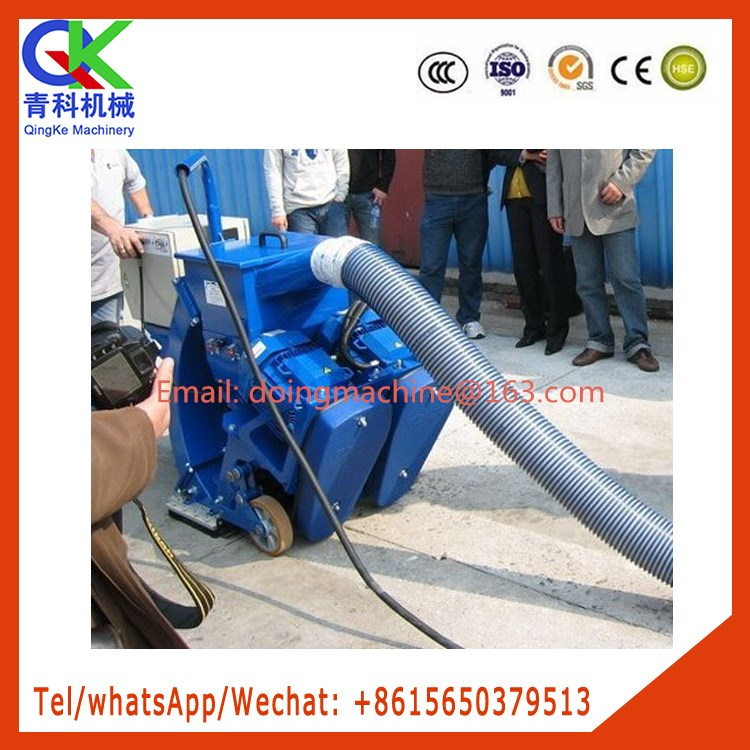 road surface cleaning equipment shot blasting machine