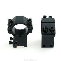 kandar riflescope/ flashlight/laser mount 25.4mm