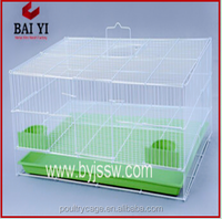 Durable And Strong Iron Wire Breeding Bird Cage For Sale (Good Quality)