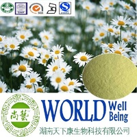 Hot sale Apigenin 80%/apigenin extract/Chamomile extract/Anti-inflammatory plant extract