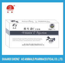 Animal drugs Vitamin C Injection for veterinary use