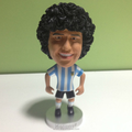 simulation world cup toys,plastic football figure,football action figure custom