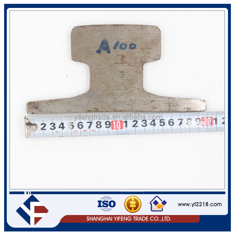 Non-Shrinkage Material 900A railroad tie plate tracks for sale