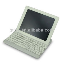 Gtide aluminum wireless bluetooth keyboard case for ipad 2 3 4