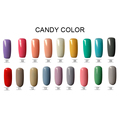 wholesale 15ml candy color greenstyle gel polish
