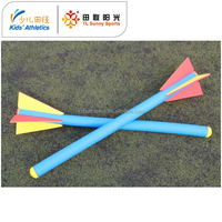 weighted soft foam javelin for school sports kids athletics training